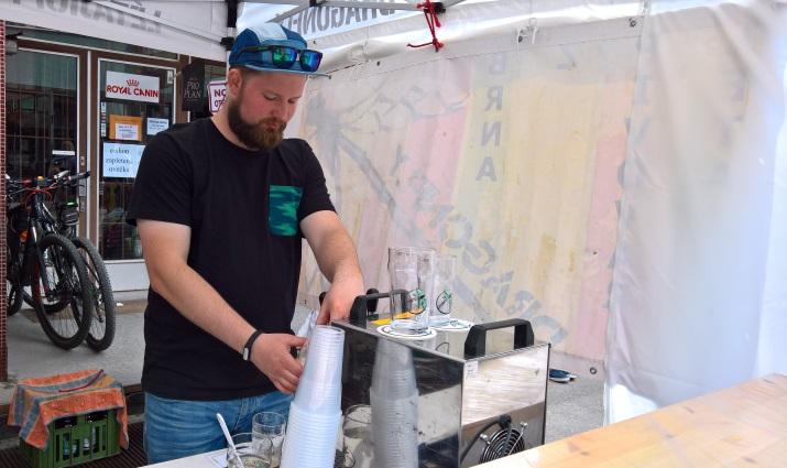 1. Líšeňský Pivní Festival, Brno, Bier in Tschechien, Bier vor Ort, Bierreisen, Craft Beer, Bierfestival