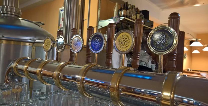 Líšeňský Pivovar, Brno, Bier in Tschechien, Bier vor Ort, Bierreisen, Craft Beer, Brauerei
