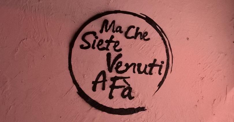 Ma Che Siete Venuti A Fà, Rom, Bier in Italien, Bier vor Ort, Bierreisen, Craft Beer, Bierbar