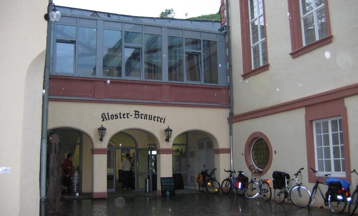 Brauhaus Kloster Machern, Bernkastel-Kues, Bier in Rheinland-Pfalz, Bier vor Ort, Bierreisen, Craft Beer, Brauerei, Gasthausbrauerei