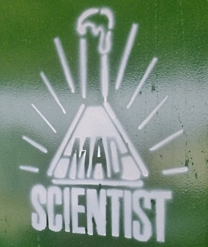 Mad Scientist, Budapest, Bier in Ungarn, Bier vor Ort, Bierreisen, Craft Beer, Brauerei