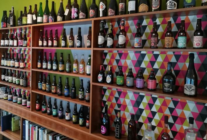 Malefitz, Wien, Bier in Österreich, Bier vor Ort, Bierreisen, Craft Beer, Bierbar, Bottle Shop