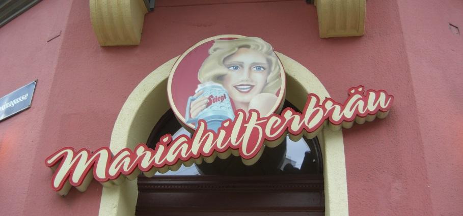 Mariahilferbräu, Wien, Bier in Österreich, Bier vor Ort, Bierreisen, Craft Beer, Bierbar
