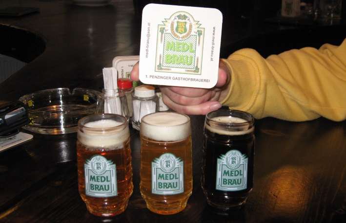 Medl Bräu Gesellschaft m.b.H. & Co. KG., Wien, Bier in Österreich, Bier vor Ort, Bierreisen, Craft Beer, Brauerei