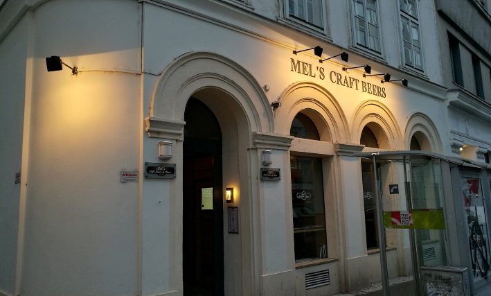 Mel's Craft Beers & Diner, Wien, Bier in Österreich, Bier vor Ort, Bierreisen, Craft Beer, Bierbar