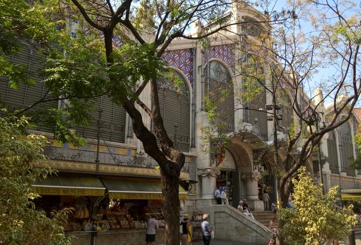 Las Cervezas del Mercado (Central), Valencia, Bier in Spanien, Bier vor Ort, Bierreisen, Craft Beer, Bottle Shop