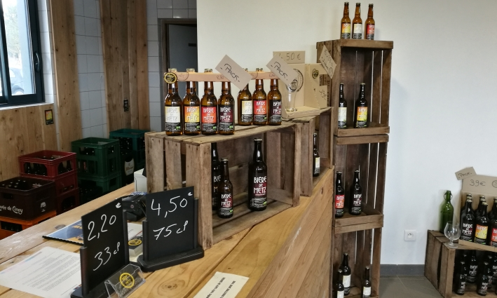 La Bière de Metz, Jury, Bier in Frankreich, Bier vor Ort, Bierreisen, Craft Beer, Brauerei