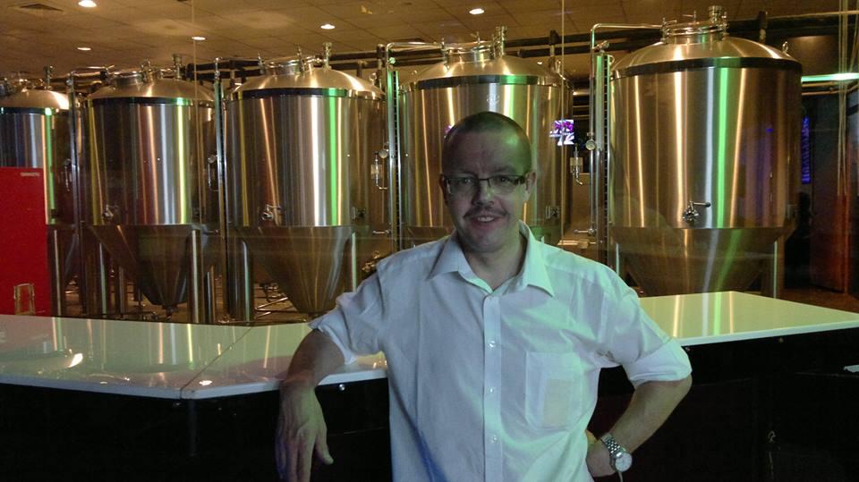 Volker Quante, der Bierchronist