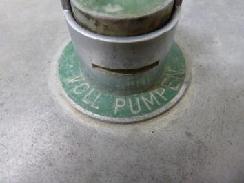 """Voll pumpen!"""