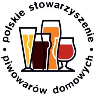 Logo der polnischen Hausbrauervereinigung PSPD