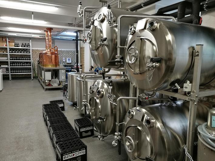 Muttermilch Vienna Brewery, Wien, Bier in Österreich, Bier vor Ort, Bierreisen, Craft Beer, Brauerei