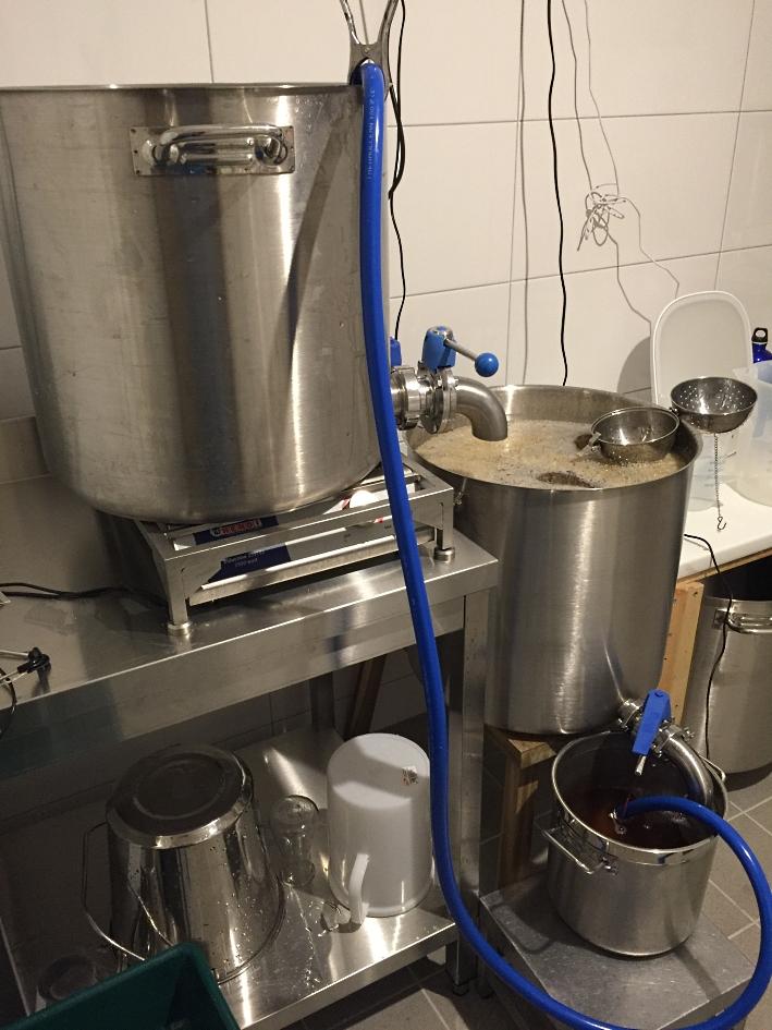 Nanobrauerei Brauschlumber, Seligenstadt, Bier in Hessen, Bier vor Ort, Bierreisen, Craft Beer, Brauerei