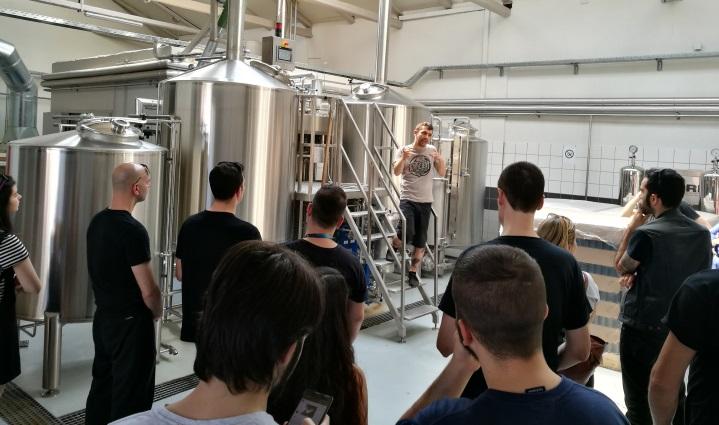 Noctua Brewery Open Day, Athen, Αθήνα, Bier in Griechenland, Bier vor Ort, Bierreisen, Craft Beer, Brauerei