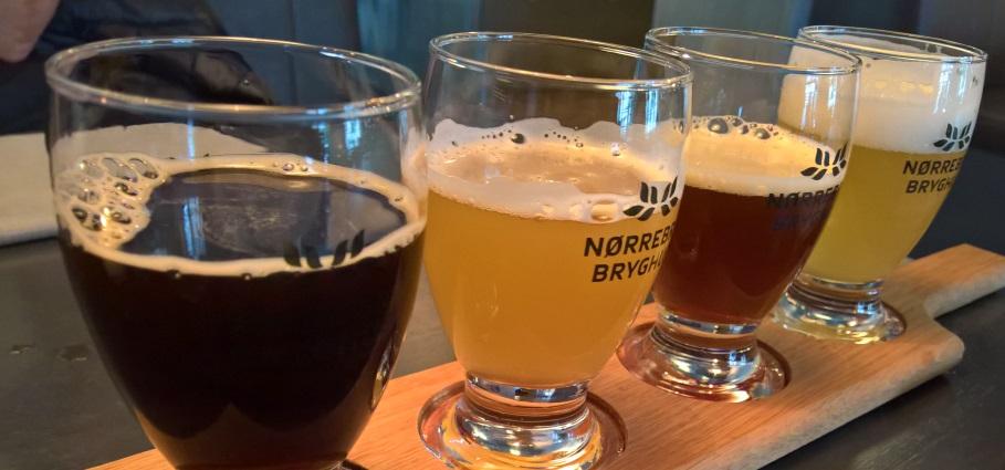 Nørrebro Bryghus, Kopenhagen, Bier in Dänemark, Bier vor Ort, Bierreisen, Craft Beer, Brauerei