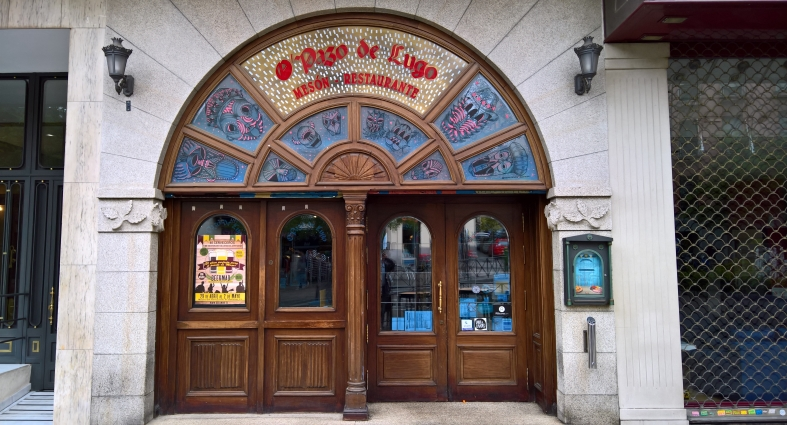 O Pazo de Lugo, Madrid, Bier in Madrid, Bier vor Ort, Bierreisen, Craft Beer