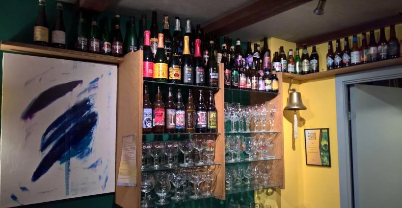 Ølbaren, Kopenhagen, Bier in Dänemark, Bier vor Ort, Bierreisen, Craft Beer, Bierbar