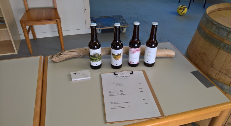 Orca Brau, Nürnberg, Bier in Franken, Bier vor Ort, Bierreisen, Craft Beer, Brauerei
