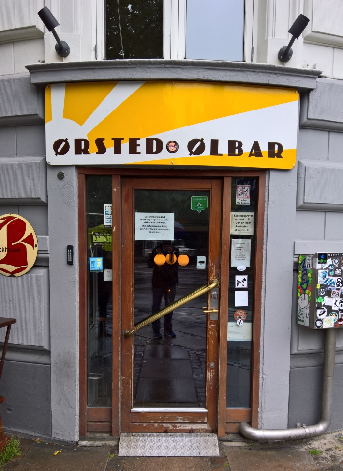 Ørsted Ølbar, Kopenhagen, Bier in Dänemark, Bier vor Ort, Bierreisen, Craft Beer, Bierbar