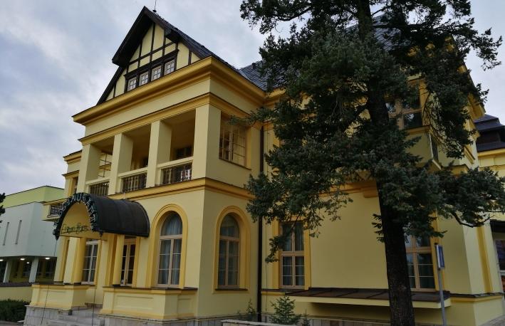 Hotel Palace Cinema, Jíloviště, Bier in Tschechien, Bier vor Ort, Bierreisen, Craft Beer, Brauerei