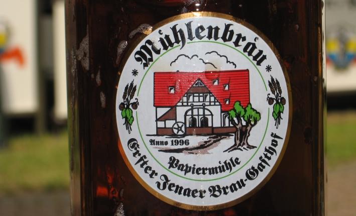Hotel & Braugasthof Papiermühle, Jena, Bier in Thüringen, Bier vor Ort, Bierreisen, Craft Beer, Brauereigasthof