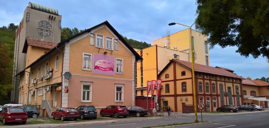 Pivara Tuzla, Tuzla, Bier in Bosnien und Herzegowina, Bier vor Ort, Bierreisen, Craft Beer, Brauerei, Bierrestaurant