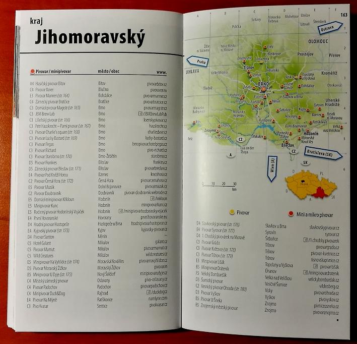 Pivo a Pivovary Čech, Moravy a Slezska, Bier in Tschechien, Bier vor Ort, Bierreisen, Craft Beer, Brauerei, Bierbuch