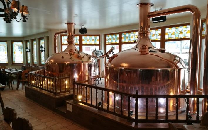 Hotel Pivovarská Bašta, Vrchlabí, Hohenelbe, Bier in Tschechien, Bier vor Ort, Bierreisen, Craft Beer, Brauerei
