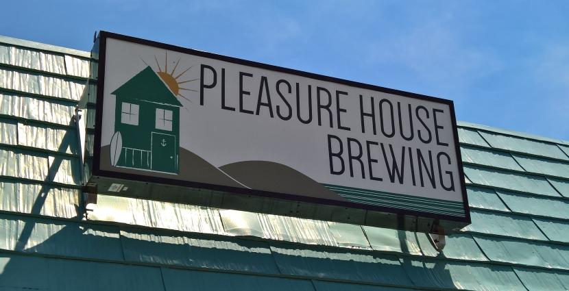 Pleasure House Brewing, Virginia Beach, Bier in Virginia, Bier vor Ort, Bierreisen, Craft Beer, Brauerei