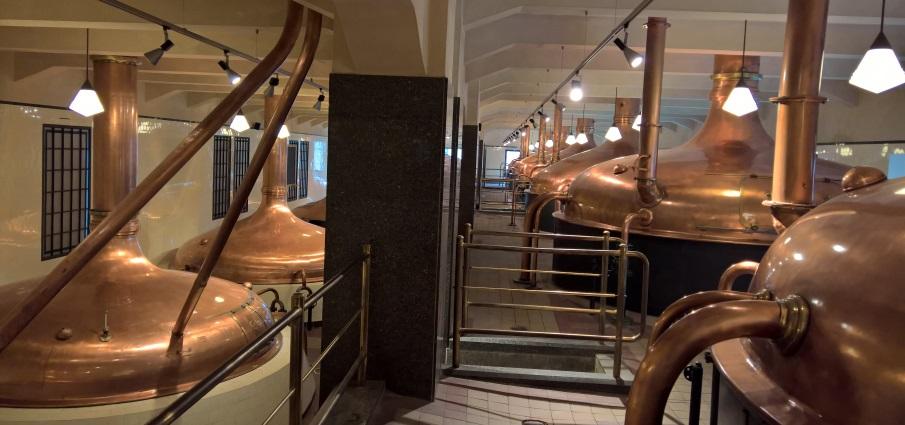 Plzeňský Prazdroj, Plzeň, Bier in Tschechien, Bier vor Ort, Bierreisen, Craft Beer, Brauerei