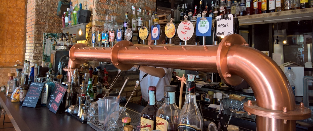 Redrum Birreria Hamburgeria, Roma, Bier in Rom, Bier vor Ort, Bierreisen, Craft Beer, Bierbar