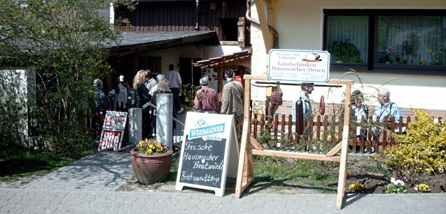 Uetzinger Metzgerbräu Manfred Reichert, Bad Staffelstein, Bier in Franken, Bier in Bayern, Bier vor Ort, Bierreisen, Craft Beer, Brauerei
