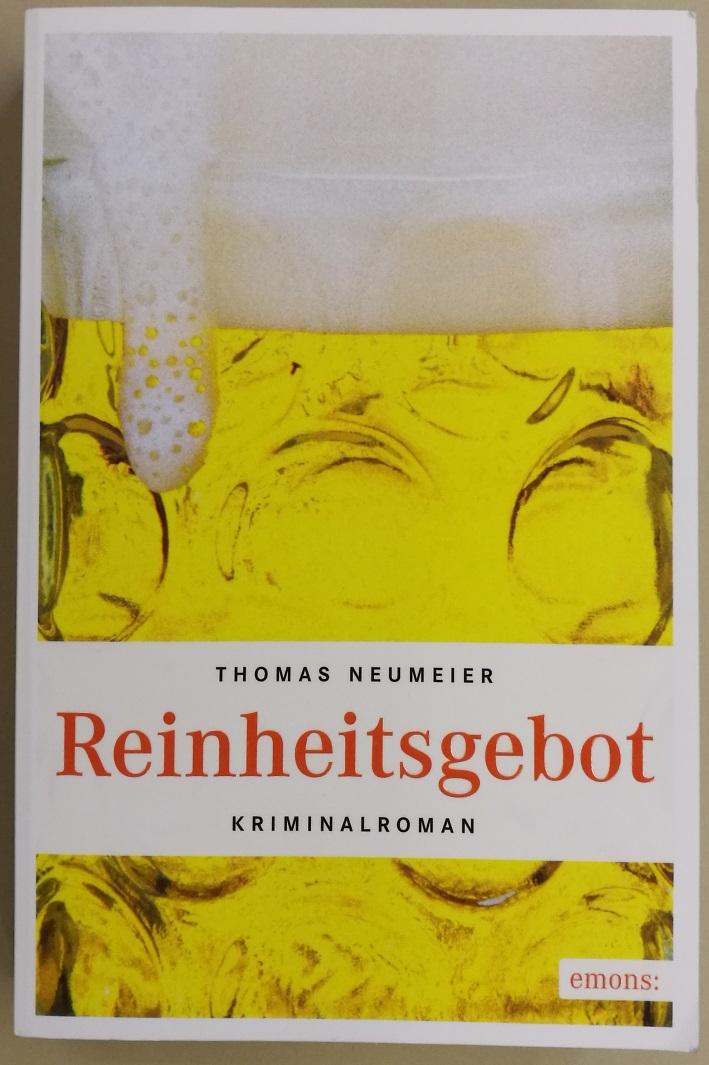 Thomas Neumeier - Reinheitsgebot, Bier vor Ort, Bierreisen, Craft Beer, Bierbuch