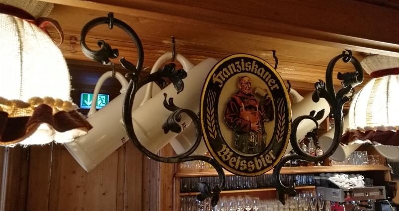 Restaurant Franziskaner, Hamburg, Bier in Hamburg, Bier vor Ort, Bierreisen, Craft Beer, Bierrestaurant