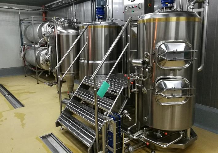 Rhombus Craft Brewery / Крафт пивоварна Ромбус, Pazardzhik, Bier in Bulgarien, Bier vor Ort, Bierreisen, Craft Beer, Brauerei