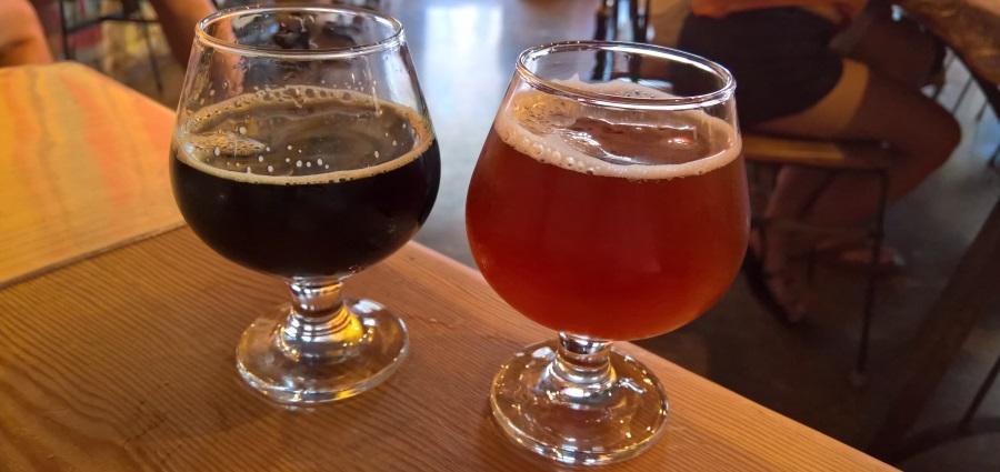 Right Proper Brewing Company, Shaw Brewpub & Kitchen, Washington DC, Bier in Washington DC, Bier vor Ort, Bierreisen, Craft Beer, Brauerei