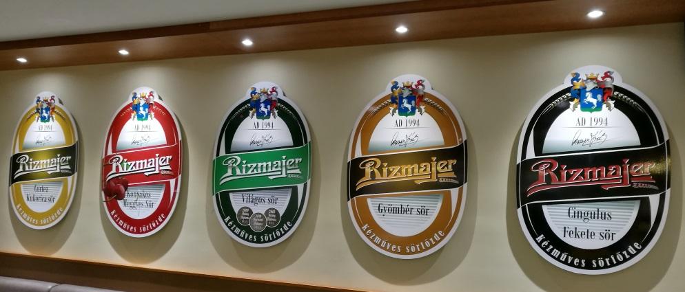 Rizmajer Sörház, Budapest, Bier in Ungarn, Bier vor Ort, Bierreisen, Craft Beer, Bierbar