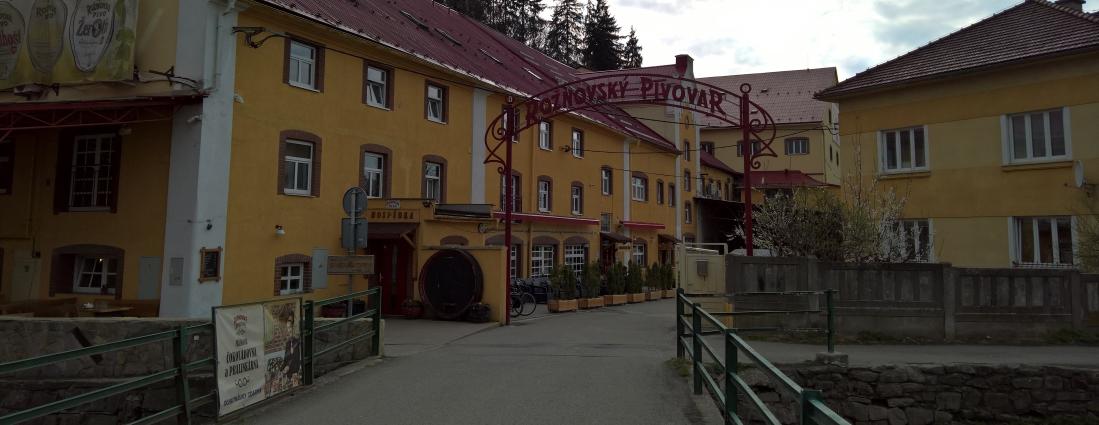 Rožnovský Pivovar, Rožnov pod Radhoštěm