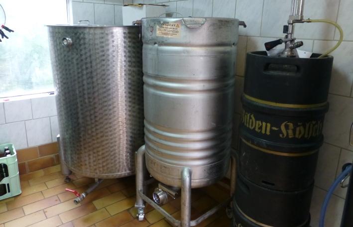 Braustube Salterberg, Hämmscher Bier