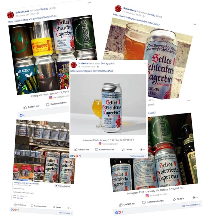 Schlenkerla in Dosen, Bamberg, Bier in Franken, Bier vor Ort, Bierreisen, Craft Beer, Brauerei