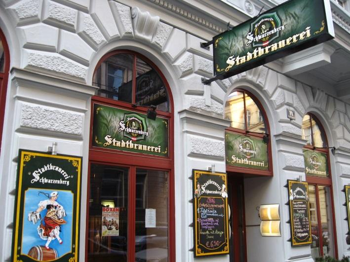 Stadtbrauerei Schwarzenberg, Wien, Bier in Österreich, Bier vor Ort, Bierreisen, Craft Beer, Brauerei