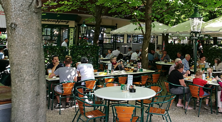 Schweizerhaus, Wien, Bier in Österreich, Bier vor Ort, Bierreisen, Craft Beer, Biergarten