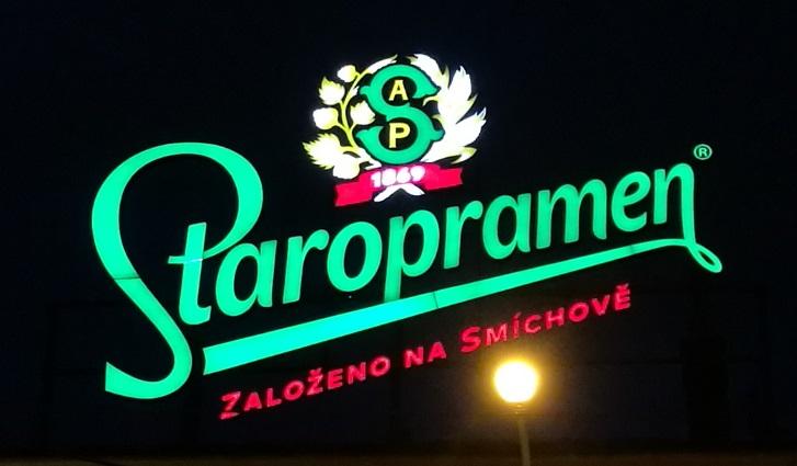 Pivovary Staropramen s.r.o., Prag, Bier in Tschechien, Bier vor Ort, Bierreisen, Brauerei