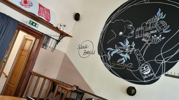 Statt-Beisl | im WUK, Wien, Bier in Österreich, Bier vor Ort, Bierreisen, Craft Beer, Bierbar