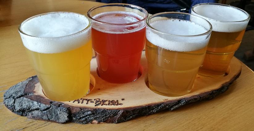 Statt-Beisl   im WUK, Wien, Bier in Österreich, Bier vor Ort, Bierreisen, Craft Beer, Bierbar