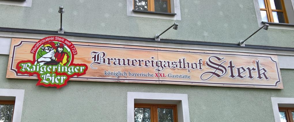 Privatbrauerei Sterk, Amberg, Bier in der Oberpfalz, Bier vor Ort, Bierreisen, Brauerei, Brauereigasthof