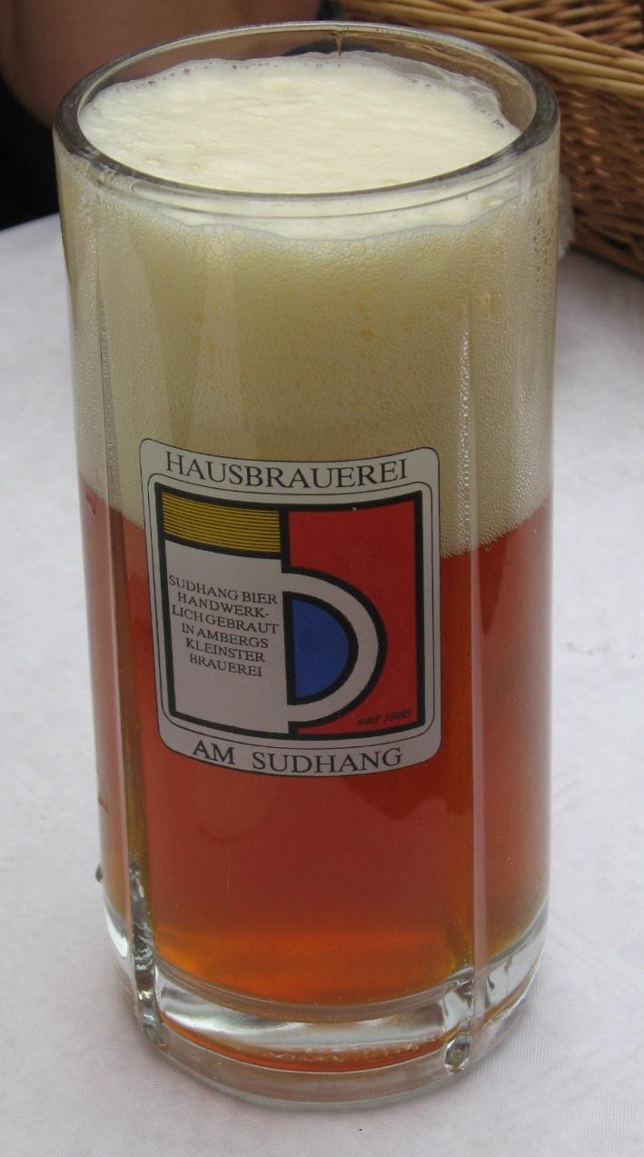Hausbrauerei Am Sudhang, Amberg, Bier in Bayern, Bier vor Ort, Bierreisen, Craft Beer, Brauerei