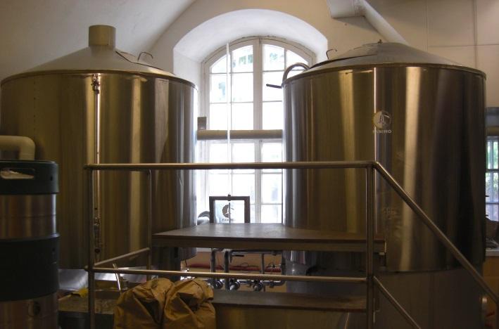 Ravintola Suomenlinnan Panimo, Helsinki, Bier in Finnland, Bier vor Ort, Bierreisen, Craft Beer, Brauerei, Gasthausbrauerei