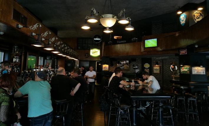 The Lazy Bulldog Pub, Athen, Αθήνα, Bier in Griechenland, Bier vor Ort, Bierreisen, Craft Beer, Bierbar
