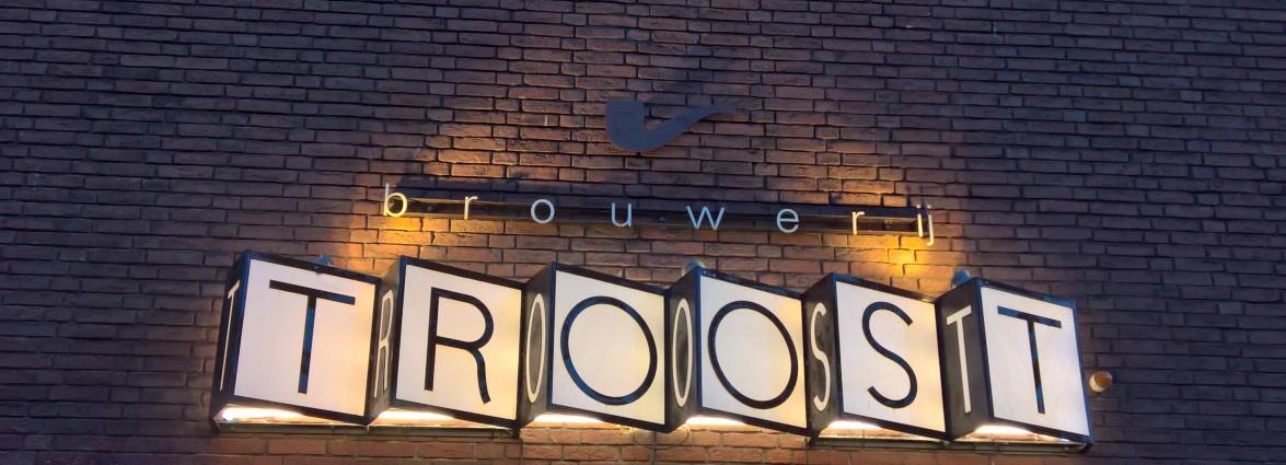 Brouwerij Troost De Pijp, Amsterdam, Cornelis Troost Plein