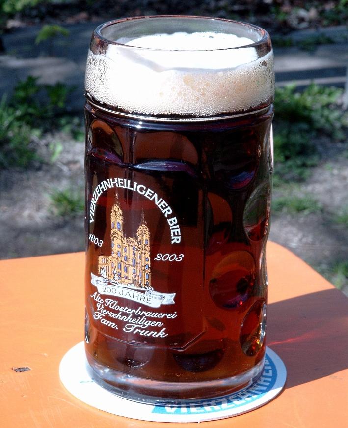 Brauerei Trunk, Bad Staffelstein, Vierzehnheiligen, Bier in Franken, Bier in Bayern, Bier vor Ort, Bierreisen, Craft Beer, Brauerei